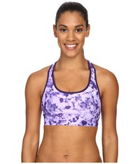 Champion Absolute Bra Mystic Purple Algae Puff Mystic Purple Women's Bra