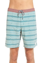 Katin 'Net' Board Shorts Sea Green