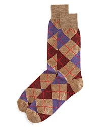 Bloomingdale's The Men's Store At Argyle Socks Taupe