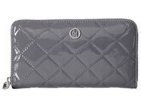 Armani Jeans Quilted Patent Fold Wallet
