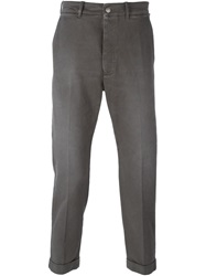 People People 'Nettuno' Slim Jeans Grey