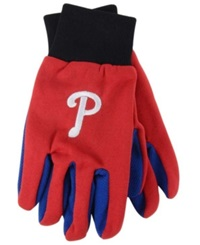 Forever Collectibles Philadelphia Phillies Palm Gloves