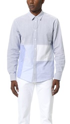 Soulland Miller Patches Shirt Multi