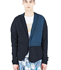Archive Kolor Lightweight Cardigan Black