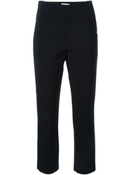 Scanlan Theodore 'Super Milano' Bootcut Trousers Black