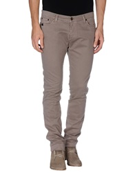 Massimo Rebecchi Casual Pants Dove Grey