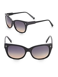 Jason Wu Wayfarer Sunglasses Black