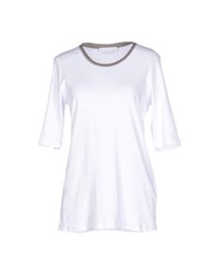 Fabiana Filippi T Shirts White