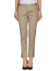 Tory Burch Casual Pants Khaki