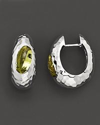 Fifth Season By Roberto Coin Sterling Silver Capri Plus Lemon Quartz Earring No Color