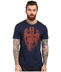 Alpinestars Lid Tee Blue Men's T Shirt