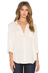 Saint Grace Gent Button Up Cream