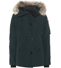 Canada Goose Montebello Down Jacket Green