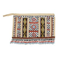 Kin Lab Collective Indie Bohemian Clutch Multi