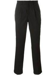 Soulland 'Ragnik' Tailored Trousers Black