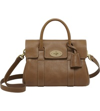 Mulberry Small Bayswater Satchel Oak