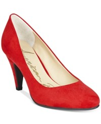 American Rag Felix Pumps Only At Macy's Women's Shoes Red