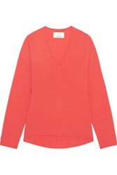Allude Cashmere Sweater Papaya