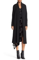 Dkny Women's Cashmere Blend Maxi Sweater Coat