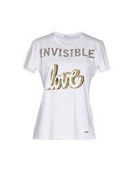 Dondup Topwear T Shirts Women White