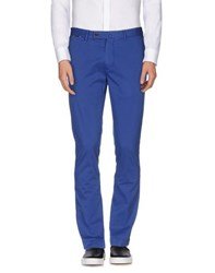 Hackett Trousers Casual Trousers Men Blue