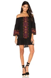 Nightcap Santorini Dress Black