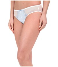 B.Tempt'd B.Sultry Bikini Bridal White Women's Underwear