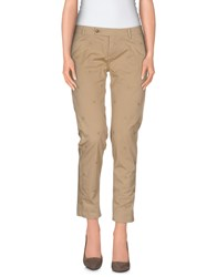 True Tradition Trousers Casual Trousers Women Khaki