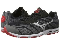 Mizuno Wave Hitogami 3 Quarry High Risk Red Black Men's Running Shoes