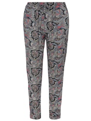 Dorothy Perkins Paisley Spun Joggers Multi Coloured