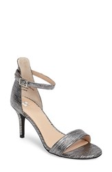 Women's Bp. 'Luminate' Open Toe Dress Sandal Pale Blue Pastel Fabric