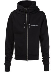 Hood By Air American Psycho Hoodie Black