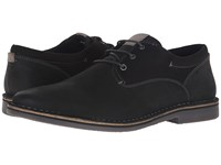 Steve Madden Harpoon 3 Black Grey Men's Lace Up Casual Shoes