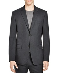 Theory Olive Slim Fit Sport Coat