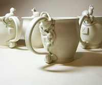 Custom Ceramic Coffee Cups Your Family In Mugs By Cedarpocket
