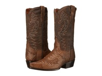 Dan Post Ashville Bay Apache Cowboy Boots Brown
