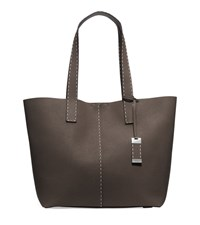 Michael Kors Rogers Large Pebbled Leather Tote