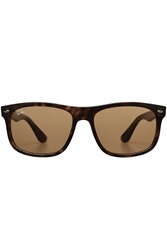 Ray Ban Rb2132 New Wayfarer Classic Sunglasses Brown