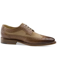 G.H. Bass And Co. Men's Clinton Oxfords Men's Shoes Tan