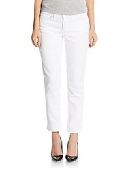 Calvin Klein Jeans Skinny Ankle Classic White
