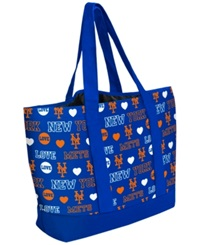Forever Collectibles New York Mets Tote Bag Blue