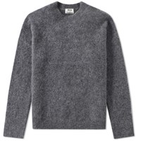 Acne Studios Kosti Crew Knit Grey