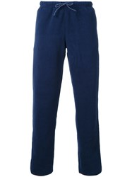 Patagonia 'Synch Snap' Track Pants Blue