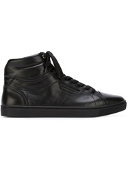Dolce And Gabbana Classic Hi Top Sneakers Black
