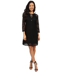 Jessica Simpson Dress Js6d8745 Black Women's Dress