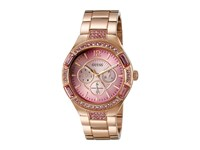 Guess U0776l3 Rose Gold Pink Watches