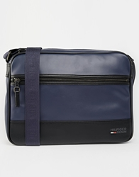 Tommy Hilfiger Axel Messenger Bag Blue
