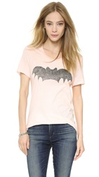 Zoe Karssen Bat Tee Cloud Pink