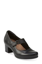 Women's Clarks 'Rosalyn Wren' Mary Jane Pump 1 1 2' Heel