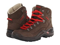 Lowa Renegade Pro Gtx Mid Brown Red Men's Shoes